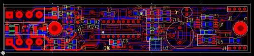 PC board graphic